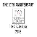 Long Island Fight for Charity and Michael Haltman of Hallmark Abstract Service